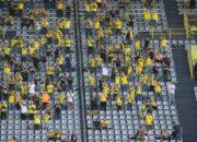 Bis zu 11.500 Fans bei Dortmund-Heimspiel