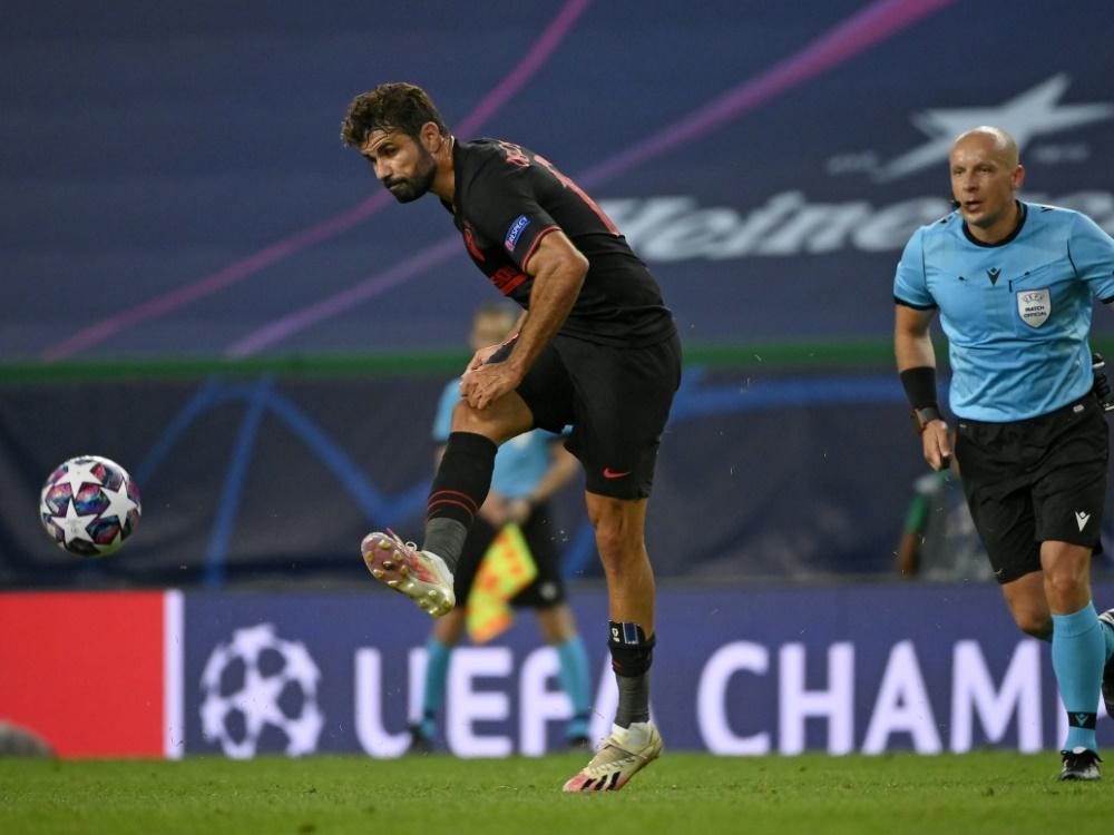Diego Costa wurde positiv getestet. ©POOL/SID LLUIS GENE