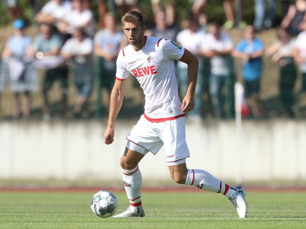 Sobiech wird nächste Saison für den FC Zürich spielen. ©FIRO/SID