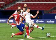 Atletico-Stürmer Morata auf Leihbasis wieder zu Juve
