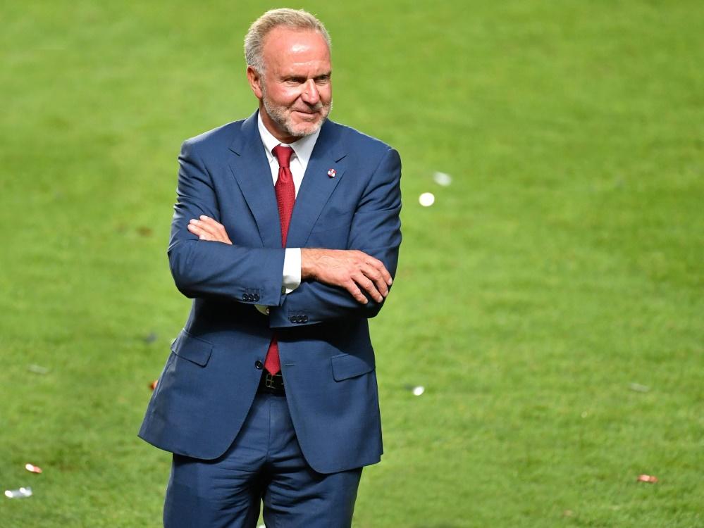 Auch die Bayern sind für eine Fan-Rückkehr gewappnet. ©FIRO/SID