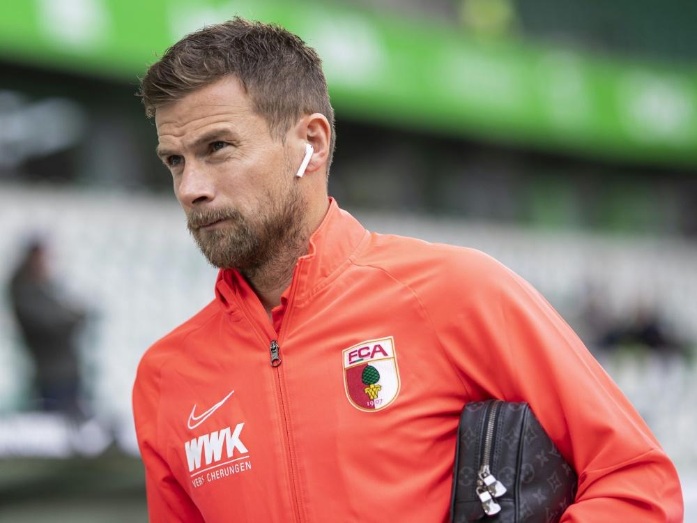 Daniel Baier absolvierte 355 für den FC Augsburg. ©FIRO/SID
