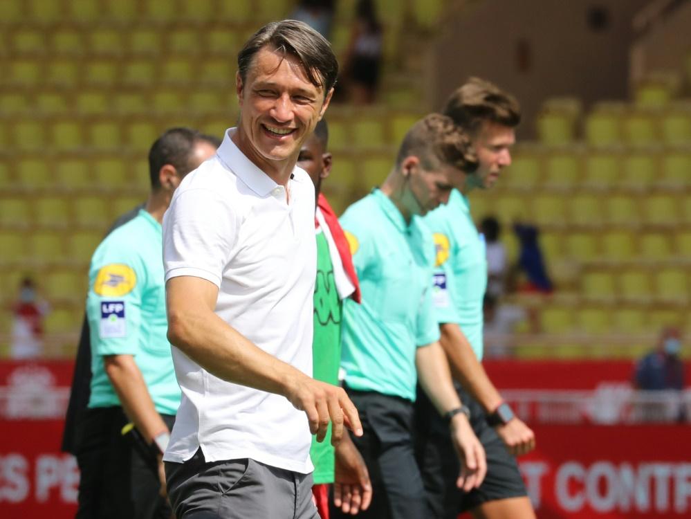 Bayern-Triple: Kovac sieht sich als Teil des Erfolgs. ©SID VALERY HACHE