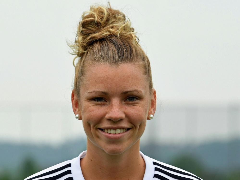 Linda Dallmann war Bayern-Torschützin beim 4:0 in Bremen. ©SID CHRISTOF STACHE