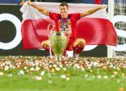 Lewandowski als bester Champions-League-Stürmer nominiert - sieben Bayern-Spieler in der Shortlist