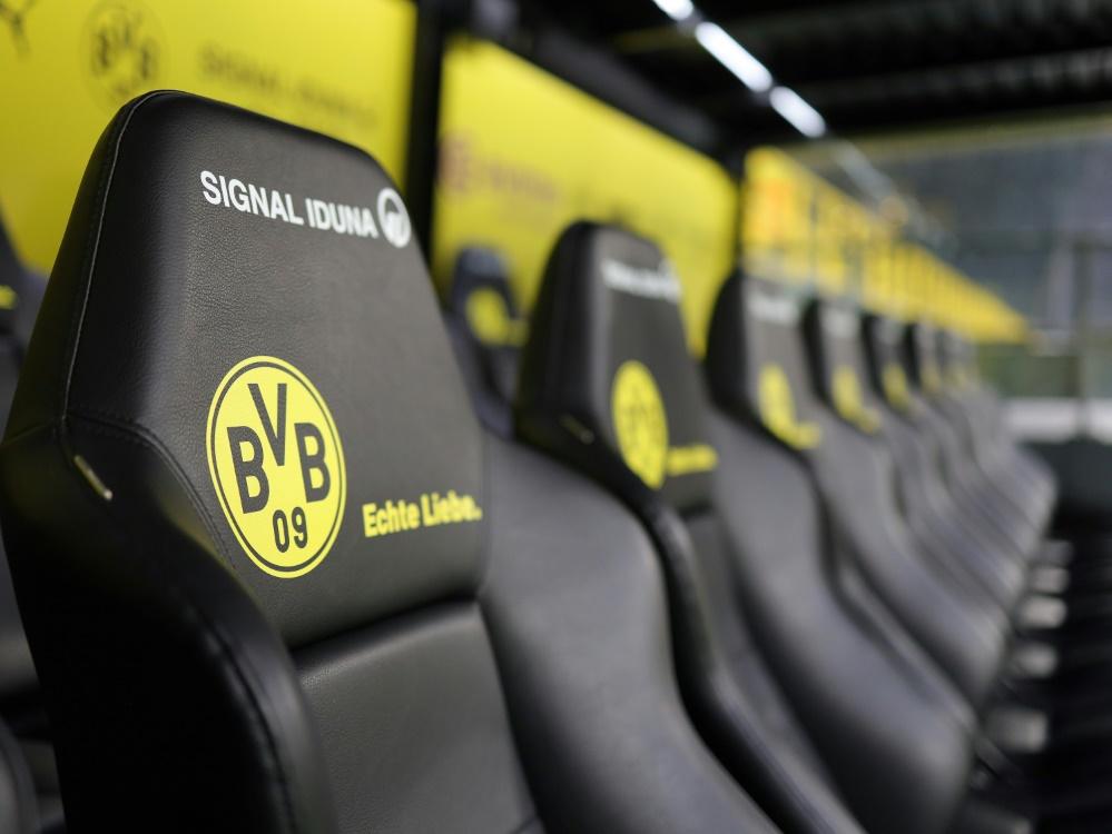 Borussia Dortmund steigt in den Frauenfußball ein. ©FIRO/SID