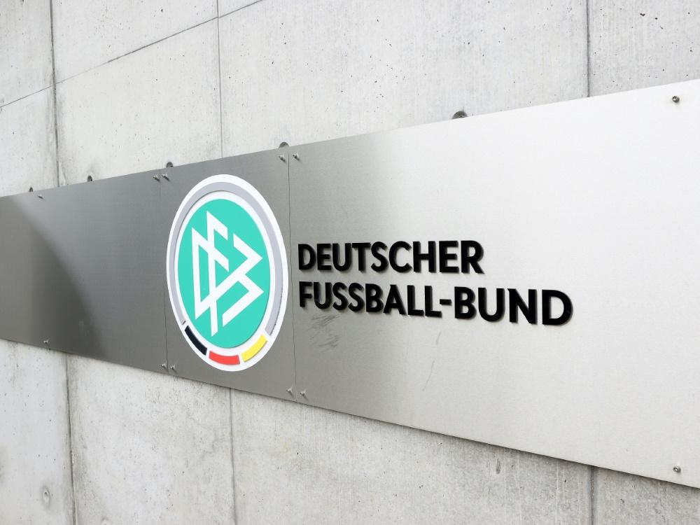 Der DFB wurde Opfer eines Cyberangriffs. ©FIRO/SID