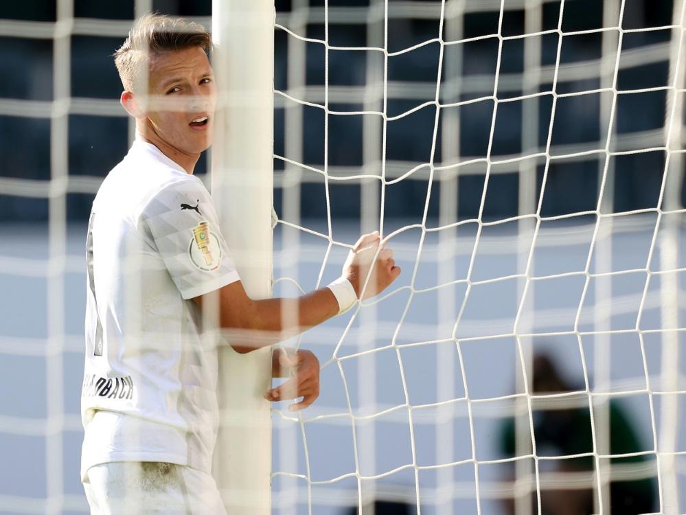 Hannes Wolf ist von RB Leipzig ausgeliehen. ©FIRO/SID