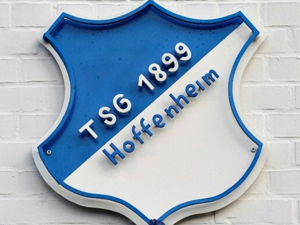 Kooperation mit dem FC Cincinnati: TSG Hoffenheim. ©PIXATHLON/SID