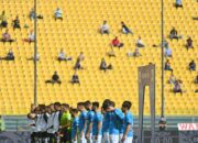 Italien: Verband beantragt 40 Prozent Stadion-Auslastung