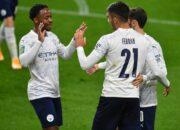 ManCity im Viertelfinale des Ligapokals - Newcastle im Glück