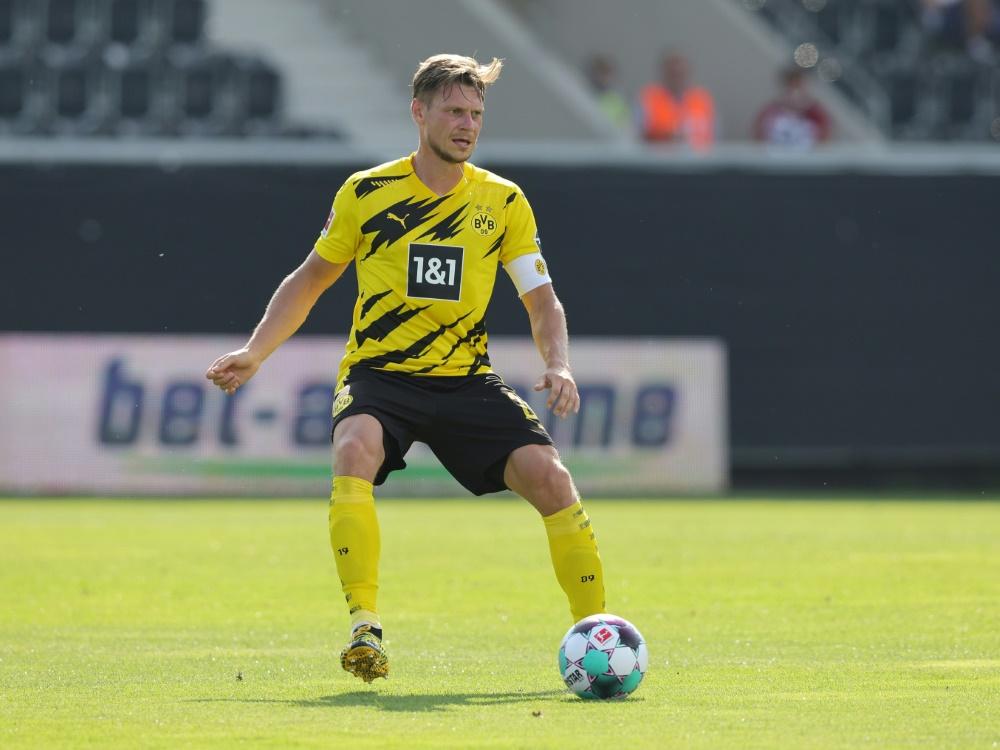 Lukasz Piszczek steht nicht im BVB-Kader. ©FIRO/SID