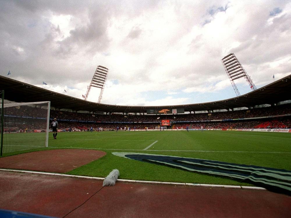 Das Müngersdorfer Stadion wurde 1923 eingeweiht. ©FIRO/SID