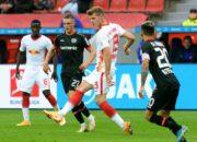 Bei Sörloth-Debüt: Leipzig entführt Punkt aus Leverkusen