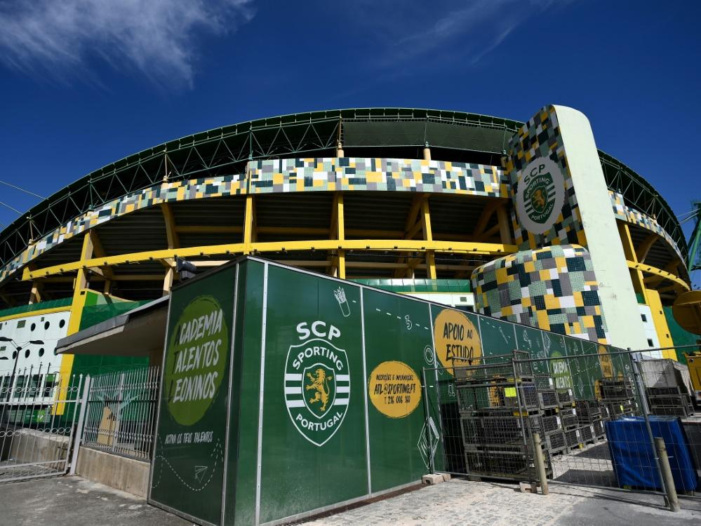Sporting darf noch nicht in die Saison starten. ©SID FRANCK FIFE