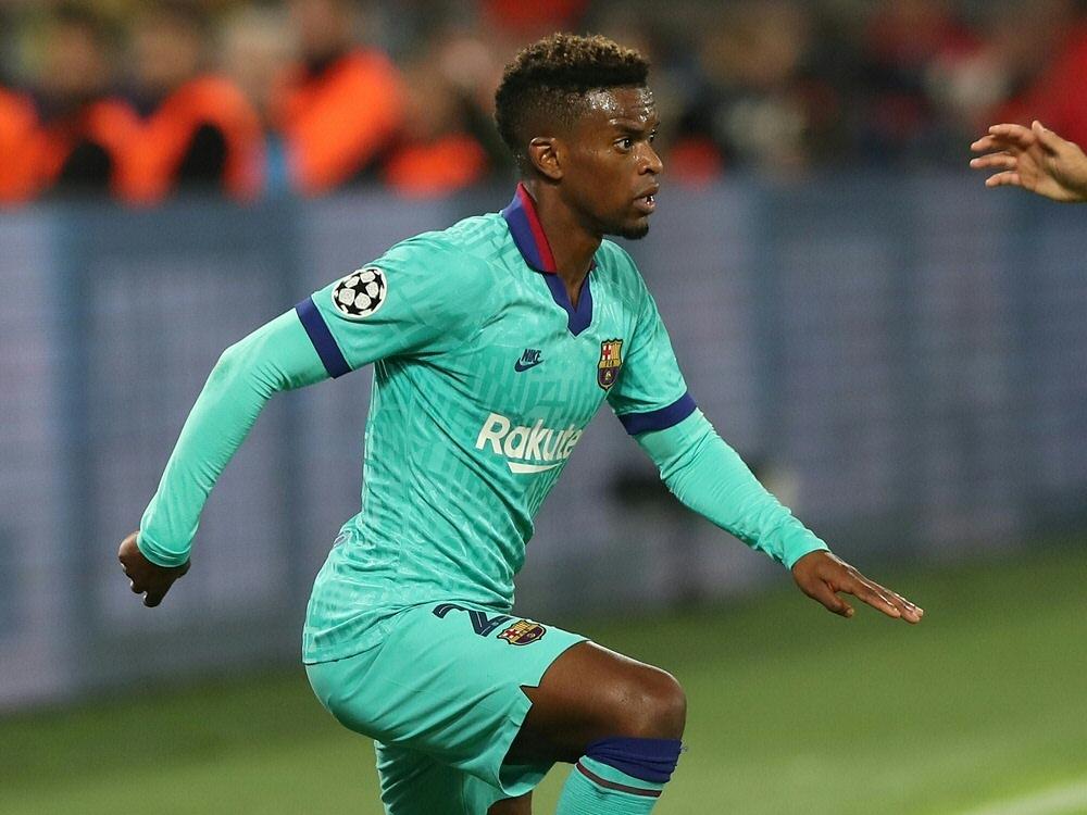 Nelson Semedo wechselt in die Premier League. ©FIRO/SID
