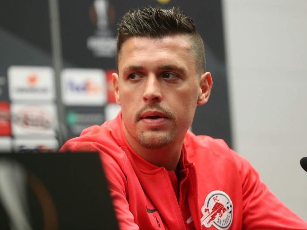 Junuzovic zog sich einen Muskelfaserriss zu . ©BELGA/SID