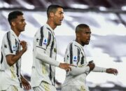 Doppelter Ronaldo rettet Juve Punkt in Unterzahl