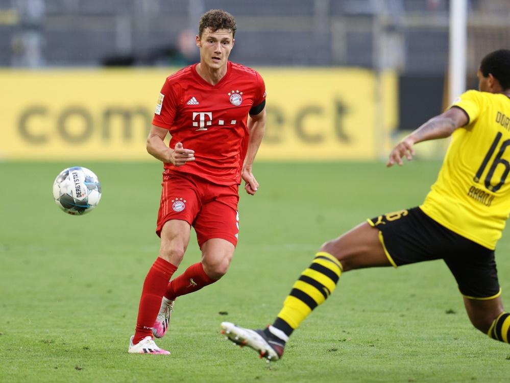 Sportwetten: Bayern Favorit im Supercup gegen den BVB. ©FIRO/SID