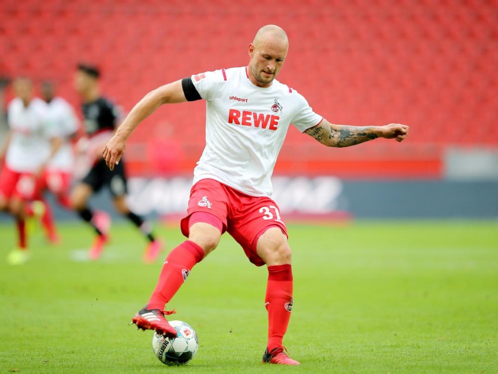 Toni Leistner wurde für fünf Spiele gesperrt. ©FIRO/SID