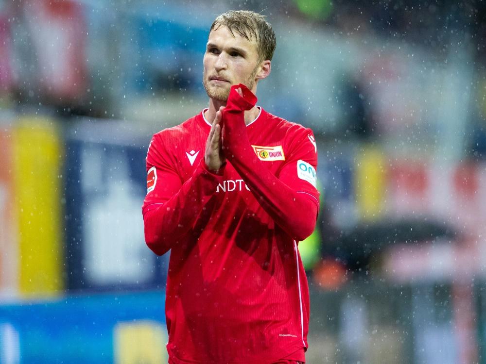 Sebastian Andersson verstärkt den Angriff des 1. FC Köln. ©FIRO/SID