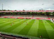 Pläne von Union Berlin: Volles Stadion, kein Abstand - und Schnelltests