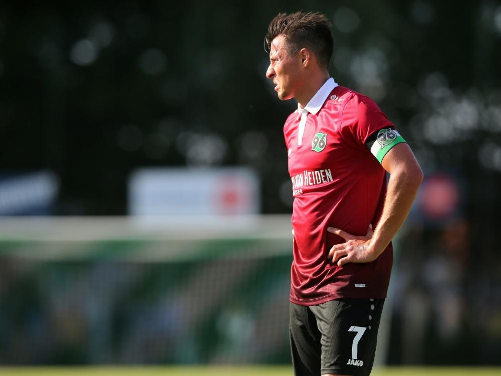 Spielte sieben Jahre für Hannover 96: Edgar Prib. ©FIRO/SID