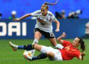 Doch ein Kreuzbandriss: Nationalspielerin Gwinn fällt lange aus