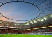 Bayer vor 6000 Zuschauern gegen Leipzig