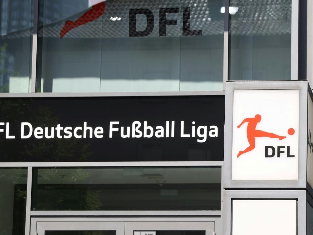 Die DFL behält die Regelungen bei. ©FIRO/SID