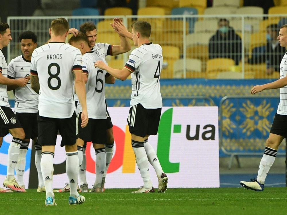 Deutschland ist bei Wettanbietern der klare Favorit. ©SID SERGEI SUPINSKY