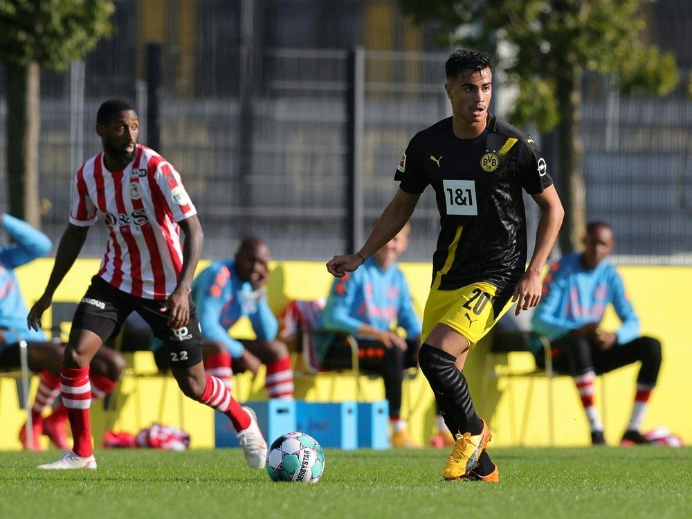 Sky Sport News überträgt BVB-Testspiel gegen Anderlecht. ©FIRO/SID