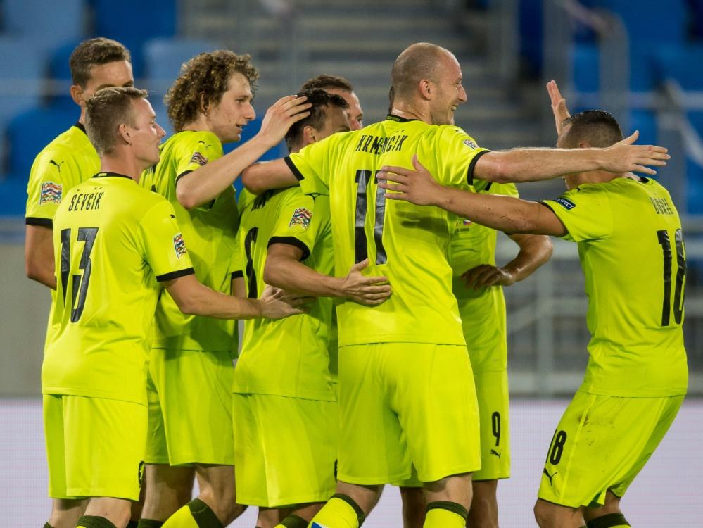 Drei tschechische Spieler positiv getestet. ©SID VLADIMIR SIMICEK
