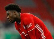 Bayern-Star Davies verletzt sich gegen Frankfurt