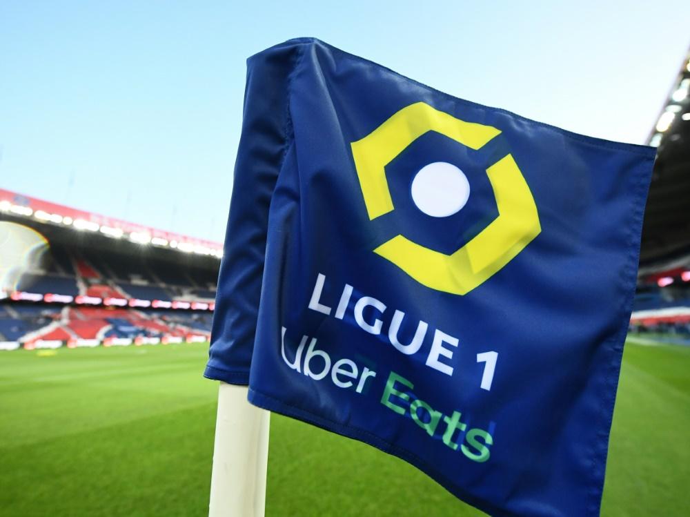 Frankreichs Profiklubs bangen um TV-Millionen. ©SID FRANCK FIFE