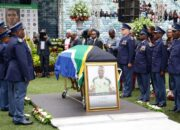 Sechs Jahre nach Mord an Torwart Meyiwa: Polizei verhaftet fünf Verdächtige