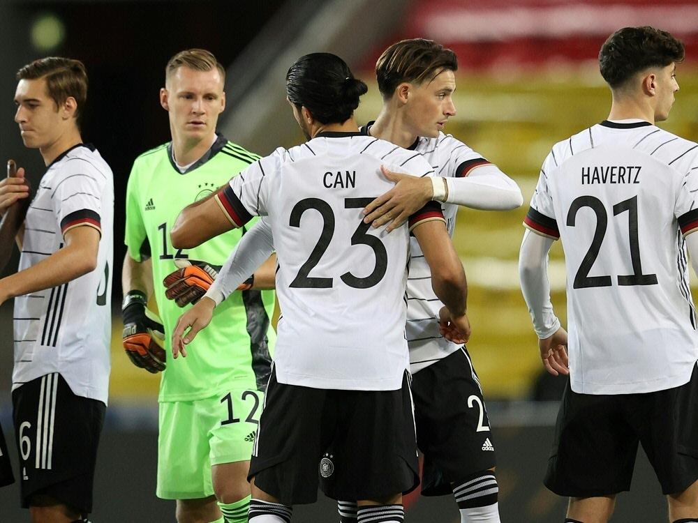 Das deutsche Team wartet seit November auf einen Sieg. ©FIRO/SID