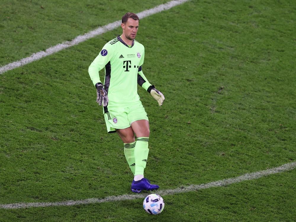Europas Fußballer des Jahres: Neuer steht zur Wahl. ©SID LASZLO SZIRTESI