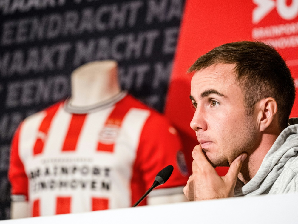 Götze wechselte in die Niederlande. ©ANP/SID ROB ENGELAAR