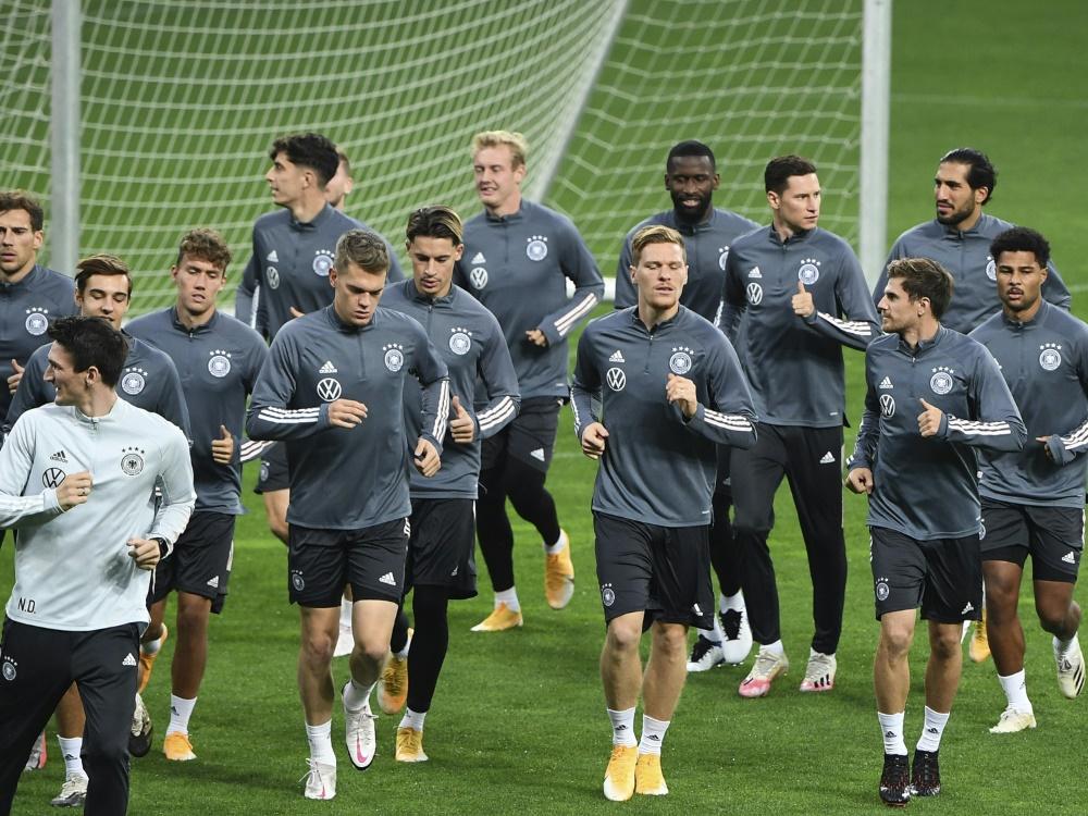 Direkt nach dem Spiel wird das Team zurückreisen. ©SID SERGEI SUPINSKY