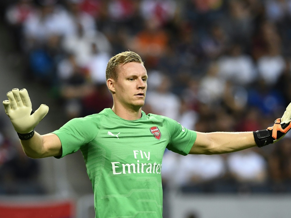 Leno setzte sich mit Arsenal gegen Sheffield durch. ©SID JONATHAN NACKSTRAND