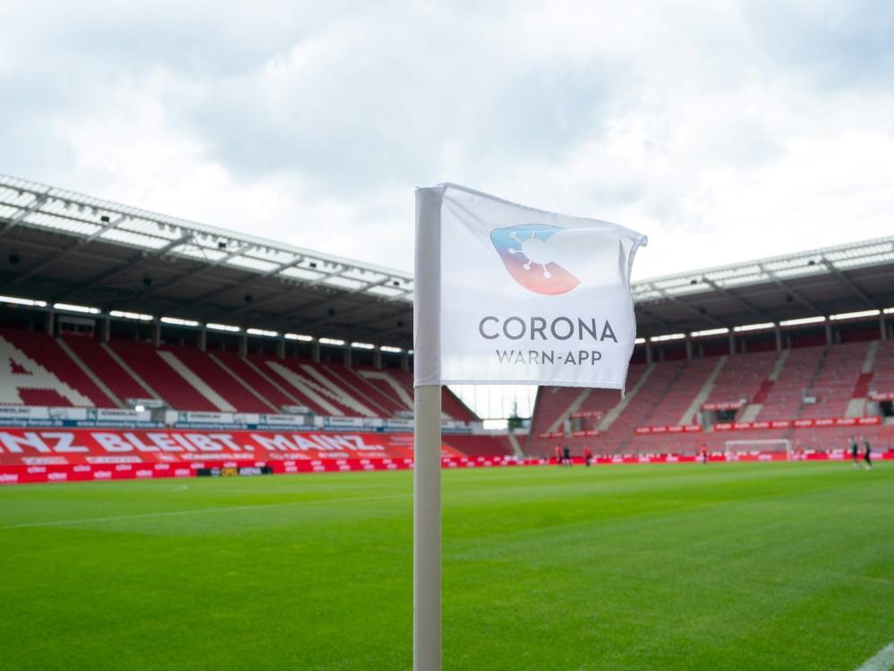 Auch in Mainz sind die Corona-Fallzahlen angestiegen. ©FIRO/SID