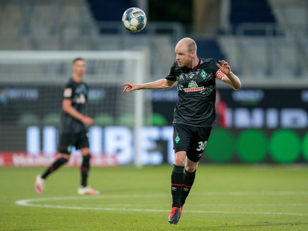 Klaassen wird von Bremen zu Ajax Amsterdam wechseln. ©FIRO/SID