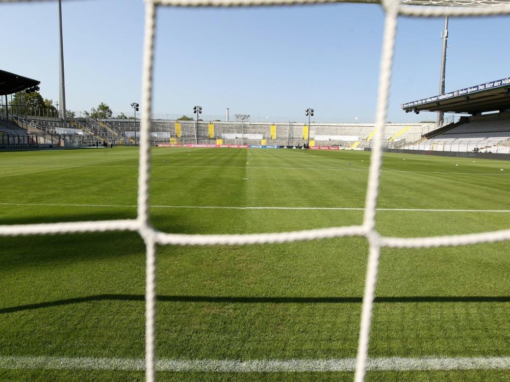Torloses Unentschieden in Rostock. ©FIRO/SID