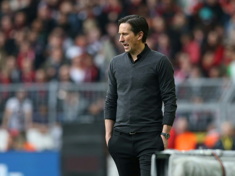 Der frühere Bundesliga-Trainer Roger Schmidt. ©FIRO/SID