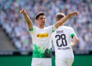 Gladbach beginnt in Mailand ohne Kapitän Stindl