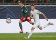FC Bayern: Trikotpanne bei Kimmich und Goretzka