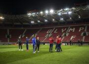 Griechenland testet Zuschauer-Rückkehr in Fußball-Stadien