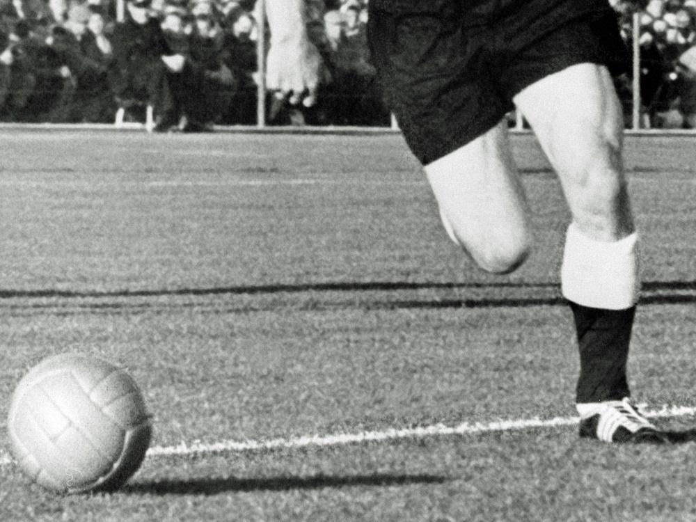 Szymaniak prägte den deutschen Nachkriegsfußball. ©SID
