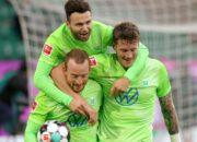 82-Sekunden-Doppelschlag: Wolfsburg holt ersten Saisonsieg gegen Bielefeld
